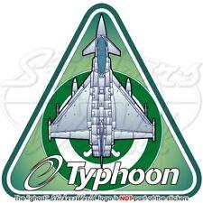 Eurofighter EF2000 TYPHOON Royal Saudi AirForce RSAF Arabia ARABIC Sticker-Decal