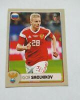Panini WM 2018 M2 Igor Smolnikov Russland Russia McDonalds World Cup 18