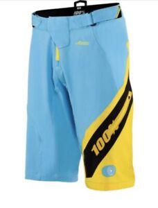 100% Airmatic Short Honor Mens Shorts Size 30 NWT 100 Percent MX Motocross New