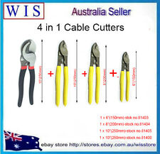 4 in 1 Cable Cutter Pliers Copper Aluminium Wire Cutters,Electration Tool Set