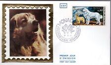 1093+ FDC    ENVELOPPE  1er JOUR  CEF EXPOSITION INTERNATIONALE CANINE  MONACO
