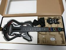 XBOX 360 Guitar Hero: Warriors of Rock Wireless Guitar Controller - BRAND NEW