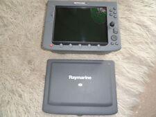 Raymarine E120 classic multi function display
