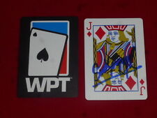SCOTTY NGUYEN  poker star signed WPT card  COA 3
