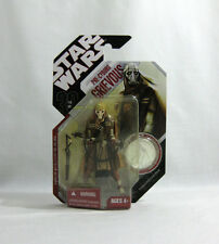 NEW 2007 Star Wars ✧ Pre-Cyborg Grievous ✧ 30th Anniversary #36 MOC
