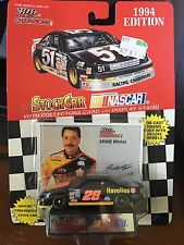 1994 Racing Champions 1/64 Ernie Urban Stock Car W Card & Display Stand