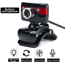 USB HD Video Call Camera Webcam with Microphone for Computer PC Laptop Desktop