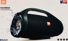 JBL Boombox Black Tragbarer Bluetooth - Lautsprecher Neu - OVP