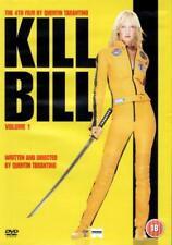 Kill Bill Volume 1 (DVD / Uma Thurman / Quentin Tarantino 2003)