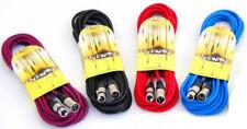 Pro-Audio Kabel, Leitungen & Stecker für Mikrofon
