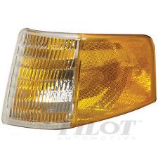 OE Quality DOT SAE Left Outer Len Light for 1988-1994 Ford Tempo Mercury Topaz