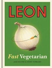 Leon: Fast Vegetarian by Henry Dimbleby, Jane Baxter (Hardback, 2014)