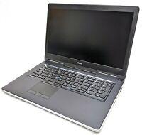 "Dell Precision 7710 17.3"" Laptop Intel i7-6920HQ 2.90GHz No RAM/HDD/OS 1RD70G2"