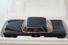 Mercedes-Benz 280 SE Coupe 1968 BLACK 76286 Autoart Millennium 1/18
