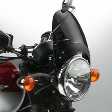 National Cycle Flyscreen, Black Dark Tint, Triumph Bonneville Bobber - N2544-002