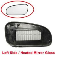 FOR Volvo S60 S80 V70 98-03 Left Side Heated Door Wing Mirror Glass