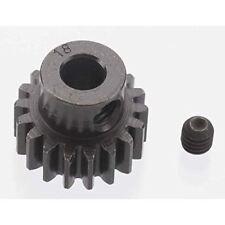 Robinson Racing - Extra Hard 18 Tooth Blackened Steel 32p Pinion 5m/m