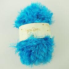 Fuzzy Fancy Yarn Ball, 57-Gram, 64 Yards - CLOSEOUT