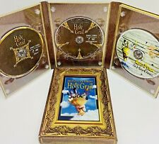 Monty Python and the Holy Grail 3 DVD Extraordinarily Deluxe Edition Terry Jones