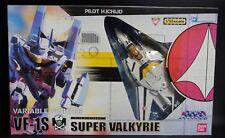 Macross Bandai VF-1S Robotech 1/55 Super Valkyrie Hikaru ichijo roy focker