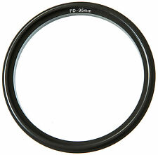 FilterDude 105mm LEE Compatible Non Wide Angle Adapter Ring for Filter Holder