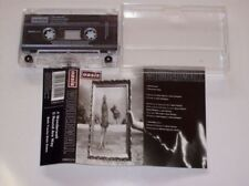 Oasis Excellent (EX) Inlay Condition Music Cassettes