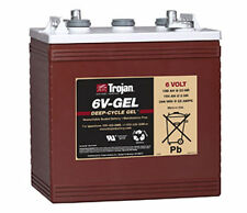 BATTERY TROJAN 6V-GEL 6 VOLT 189 AH @ 20 Hr. Rate AGM ( Deep Cycle Each )