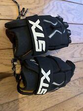 "New listing STX Stinger Youth 10"" Lacrosse Gloves"