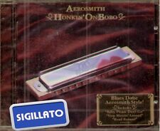 "AEROSMITH "" HONKIN' ON BOBO "" CD SIGILLATO 2004 SONY"