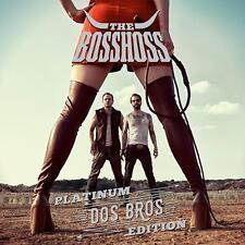 The BossHoss aus Island's mit Musik-CD