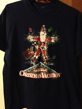 National Lampoon's Christmans Vacation - Navy t-shirt - Large