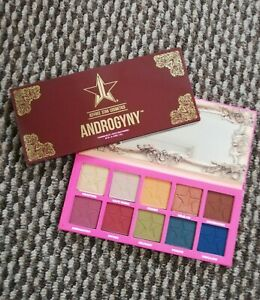 Jeffree Star Cosmetics Androgyny Eyeshadow Palette  Valentine's Day Gift For Her