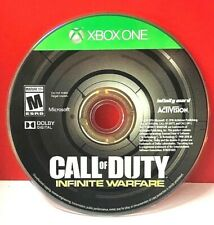 Call of Duty: Infinite Warfare (Microsoft Xbox One, 2016)(DISC ONLY) #20209