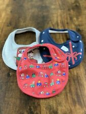 New listing New Baby Bibs Pack Holiday