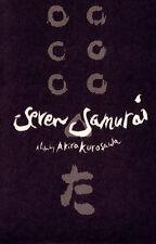 Seven Samurai aka Shichinin-No Samurai Movie Poster Kurosawa