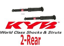 Set of 2 KYB Excel-G® 341659  Rear Shocks for Nissan Sentra