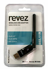 5 x Revez W-500 Wireless USB Dongle Adapter Ralink 5370 Chipset 150mbps RT5370