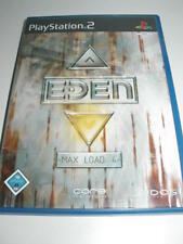 Playstation 2 Spiel PS 2 PS2 Eden Max Load 4