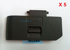 5 PCS NEW BATTERY COVER DOOR LID CAP FOR CANON EOS 450D 500D 1000D REPLACEMENT