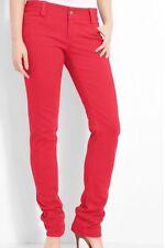 NWT!! Alice + Olivia Womens Hot Pink 5 Pocket Skinny Stretch Jeans 4 $187