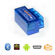 ELM327 Mini 1.5V OBD2 II Bluetooth Car Auto Diagnostic Interface Scanner Tool