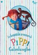 Pippi Calzelunghe Serie Tv Vol. 1 (4 Dvd) PLANETA JUNIOR