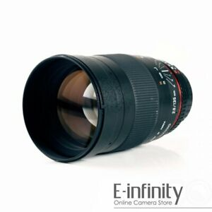 NEW Samyang 135mm F/2.0 ED UMC Lens for Sony E-Mount
