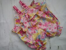 AMAZING BONNIE BABY GIRL PLAYSUIT ROMBER 0/3 MTHS EXC.CONDITION