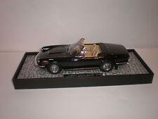 1/18 1964 Maserati Mistral Spyder open black /  Minichamps