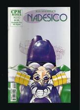 Nadesico US CPM MANGA COMIC vol.1 # 10/'00 Paper Pack