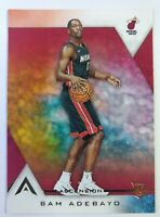 2017-18 Panini Ascension Bam Adebayo Rookie RC #119, Miami Heat