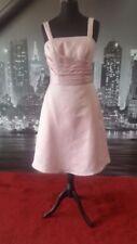 Ropa, calzado y complementos de dama de honor sin marca color principal rosa sin mangas