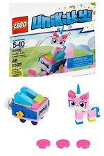 LEGO Set 30406 Unikitty Roller Coaster Wagon Minifigure Mini Figure NEW Poly Bag