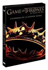 "Game Of Thrones (le Trône De Fer) - Saison 2"" DVD NEUF SOUS BLISTER"